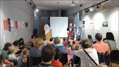 CONTE: 'En Patufet i altres contes populars' a càrrec de Pep Mim