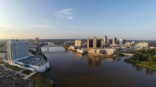 Shreveport-Bossier Skyline | by Shreveport-Bossier: Louisiana's Other Side