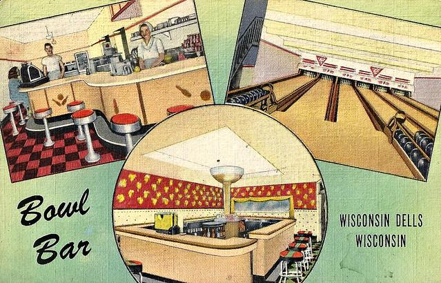 Bowl Bar, Wisconsin Dells