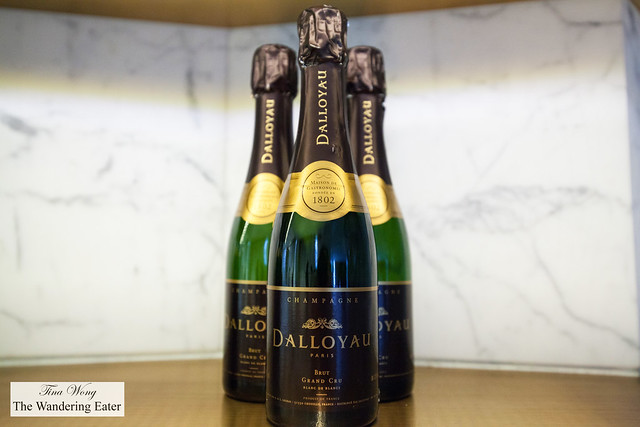 Champagnes for Dallayou