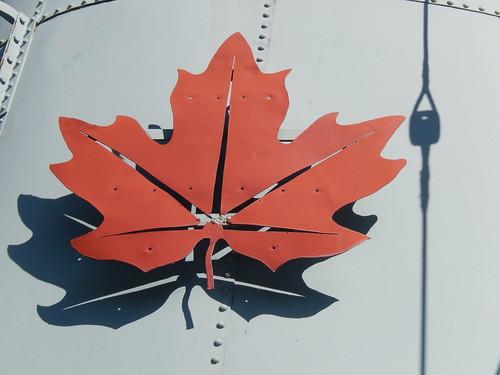 Hamilton - HMCS Haida - 1