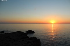 Amanecer desde el Cabo Palos