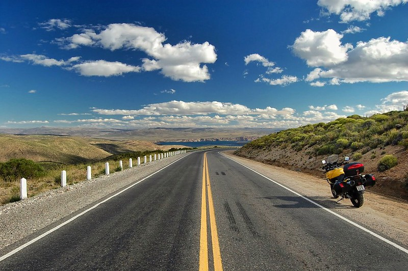 Ruta 234. Patagonia Argentina