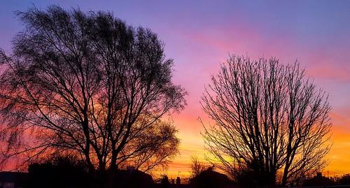cameraphone sunrise littlehampton