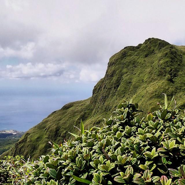Montagne Pelée, Martinique, France