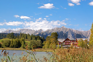 Seefeld in Tirol - Wildsee (1)