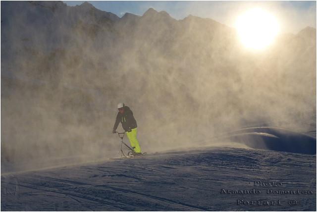 Snowscoot - Passo del Tonale