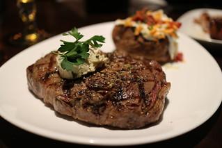 Saltlik Ribeye Steak | by elsie.hui