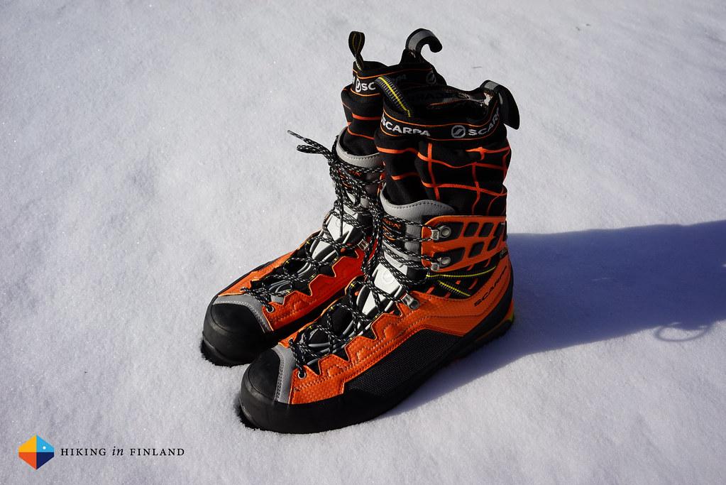130ba34c74e Scarpa Rebel Ultra GTX | If I don't wear Luna Sandals or Tra… | Flickr