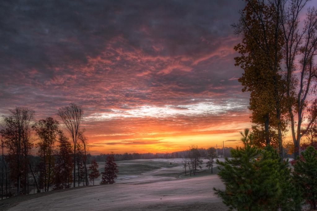 Sunrise 141129 by taduque