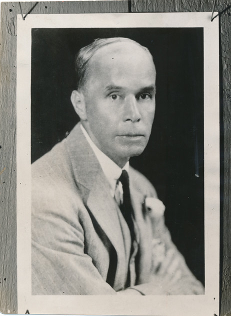 Photograph of Justice A.C. Kingstone