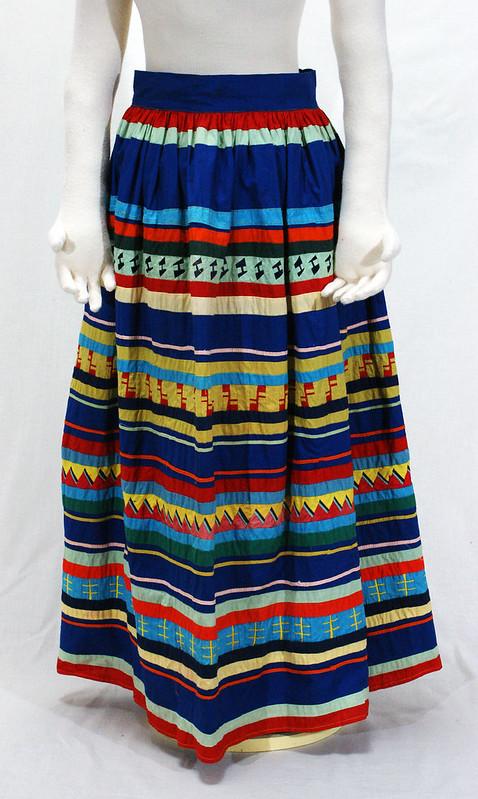 Seminole Woman's Skirt