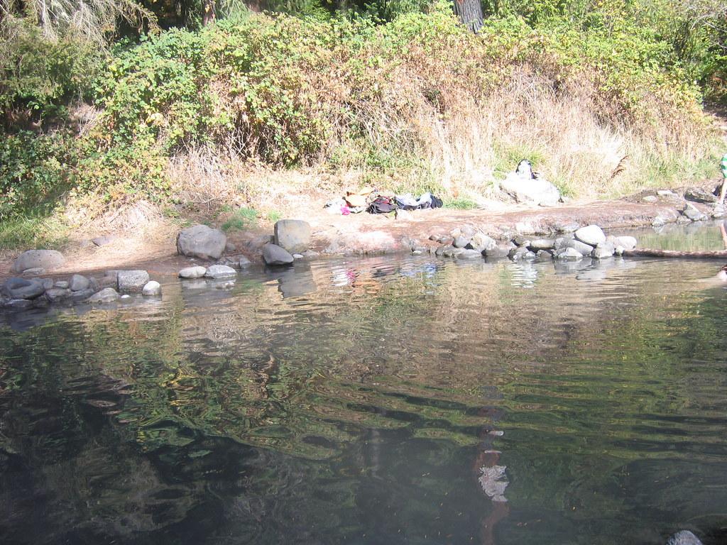 McCredie Hot Springs, Oregon