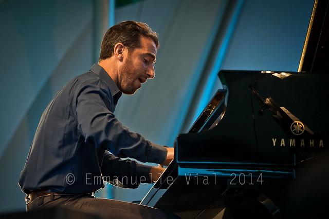 Aaron Goldberg © Emmanuelle Vial 2014