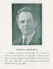 Herbert James Ames - Civic Record SA Councils 1921 - 1923