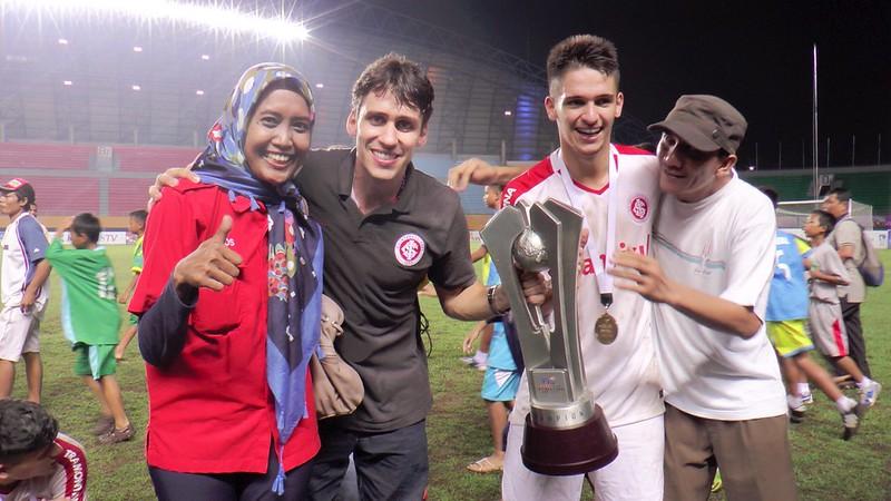 SC Internacional Champion of FIC 2015
