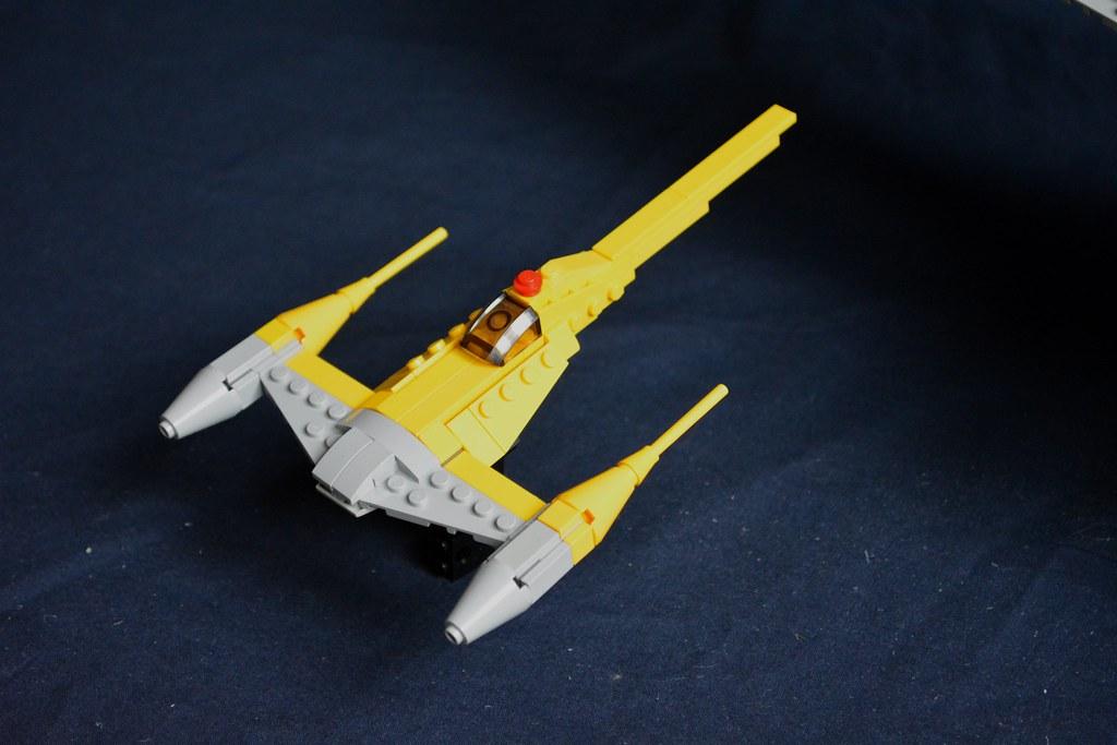 Naboo N-1 Scale Model