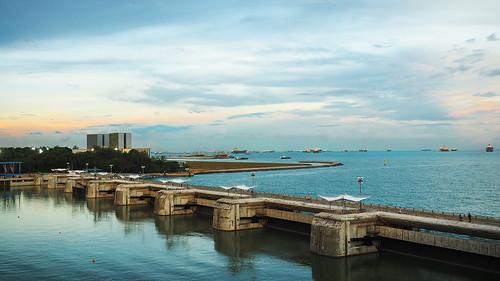 singapore marinabarrage