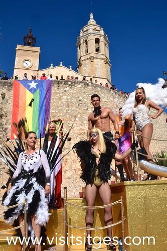 Gay Parade Sitges 2016