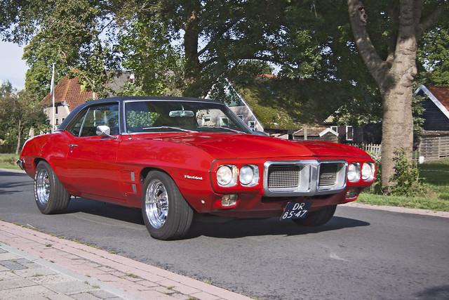 Pontiac Firebird 350 1968 (6932)