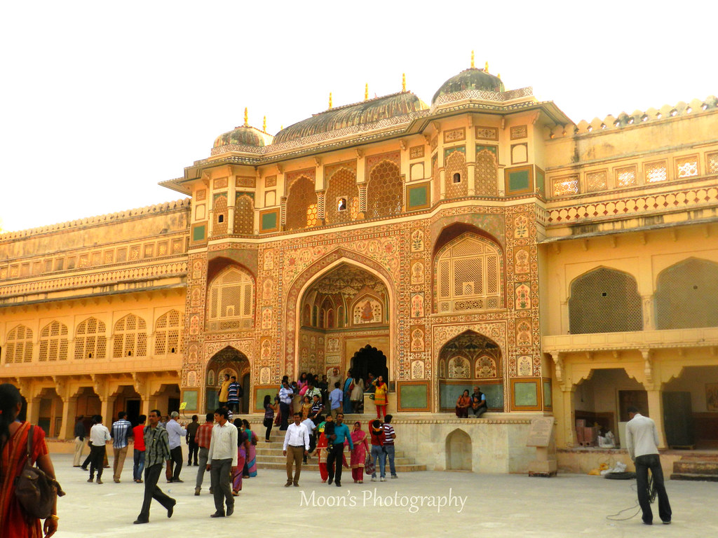 Amer Palace #Jaipur #Rajasthan #India #Fort