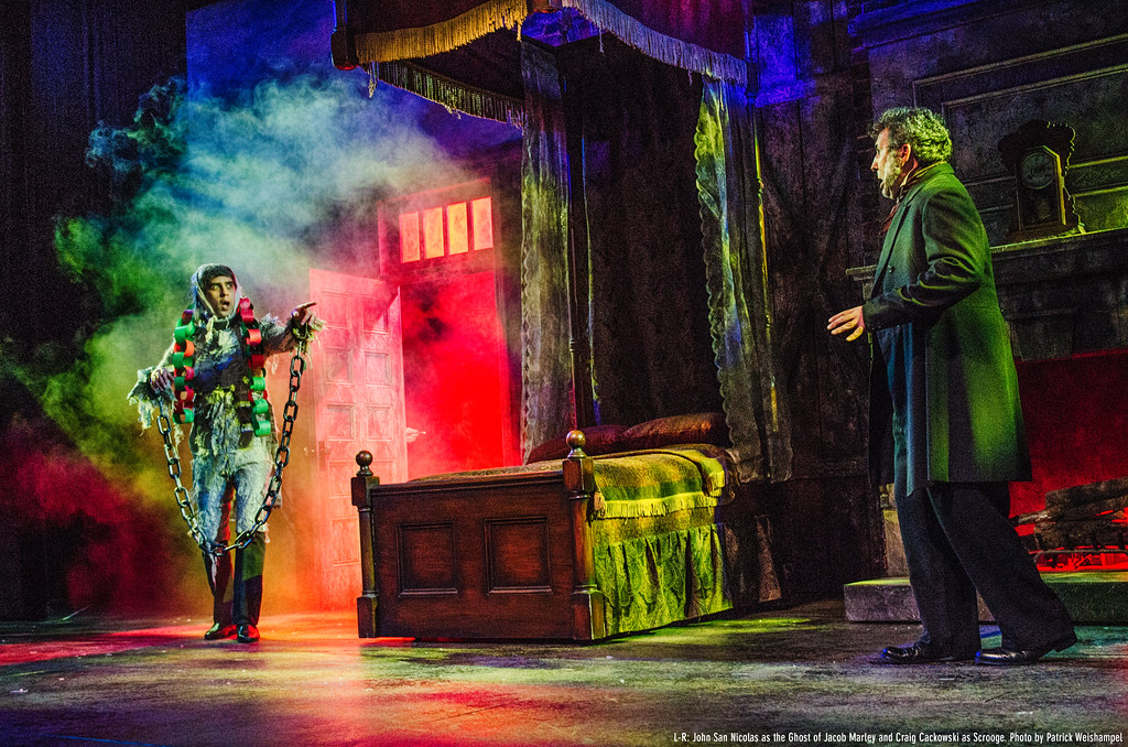 The Second City's A Christmas Carol: Twist Your Dickens Photo