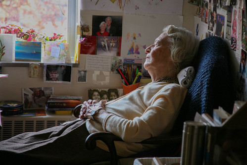 Getting comfortable with osteoporosis