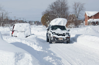 Historic Lake Effect Snow in Buffalo New York Area | by Anthony Quintano