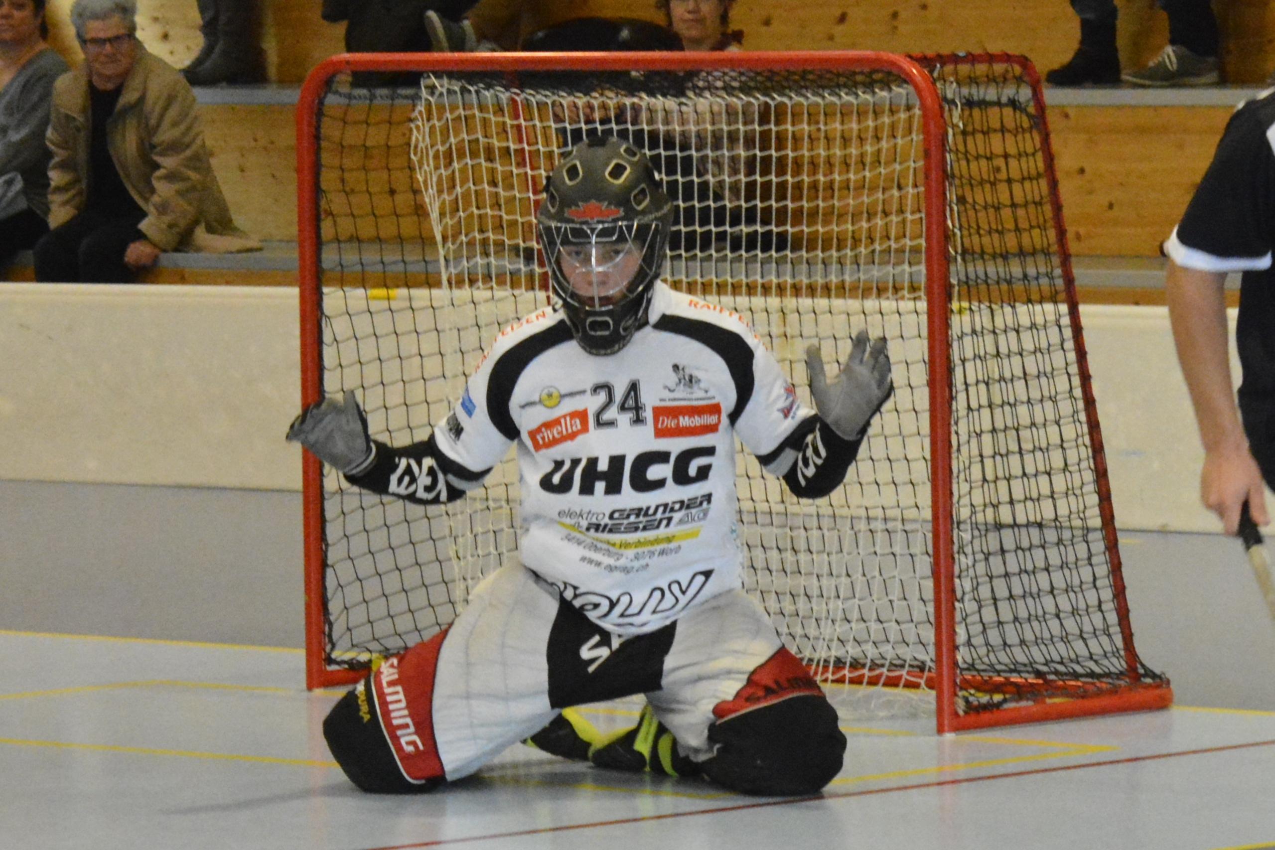 Junioren U18B - UHC Grünenmatt Saison 2014/15