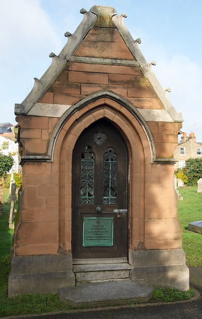 Tomb of Frederick Harold Young