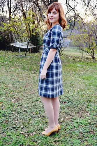 Colette Patterns Dahlia Dress - Version 1   by MissMake
