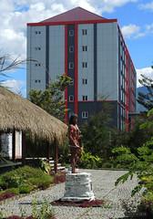 The highrise of Wamena, West Papua