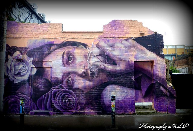 Wall by Rone