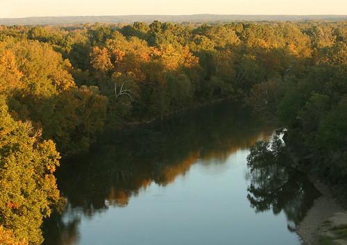 autumn lana nature water forest sunrise river landscape woods foliage vista arkansas ouachita arkadelphia gramlich canoneos5d lanagramlich dailynaturetnc14 oct312014