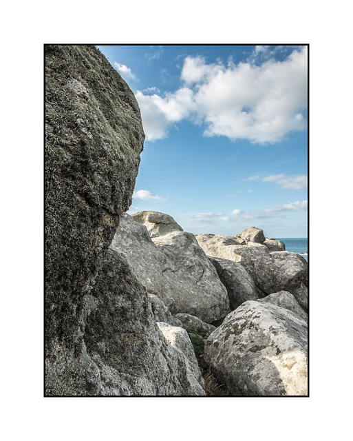 The rocks (Finistère)