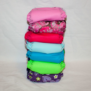 ebb-rainbow-stack | by ClothDiaperAddicts