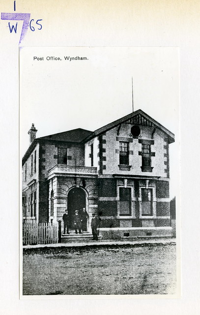 Wyndham Post Office, Southland.