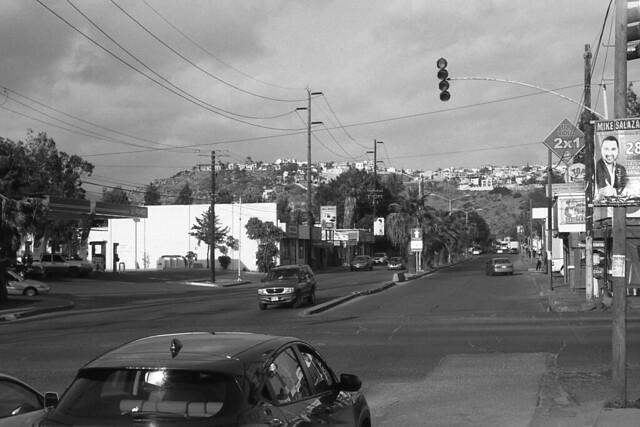 Calle Ambar y Reforma (Retina I b Abril 16006