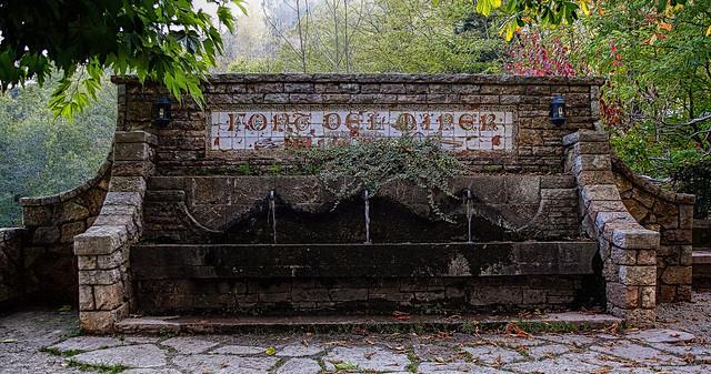 LA FONT DEL MINER   -   LA FUENTE DEL MINERO   -   THE MINER SOURCE