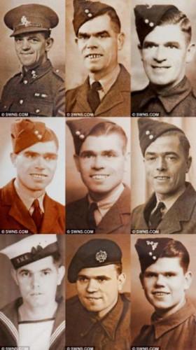Los 9 hermanos Windsor
