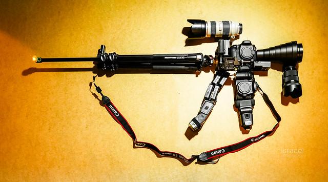 Camera Rifle