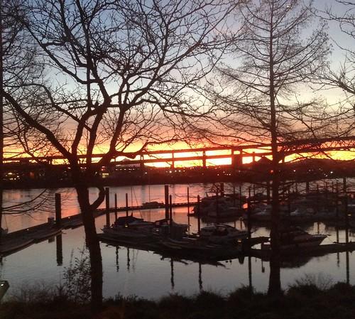 sunrise portland landscape photo gailpiland