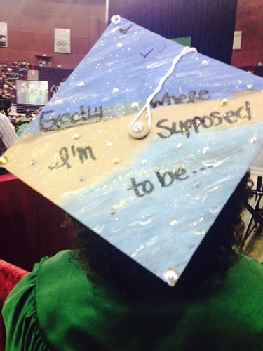 2016 PSC Graduation Mortar Boards