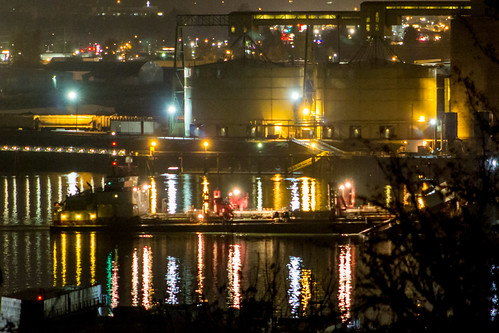ship columbiariver nightphoto rainieroregon portoflongview