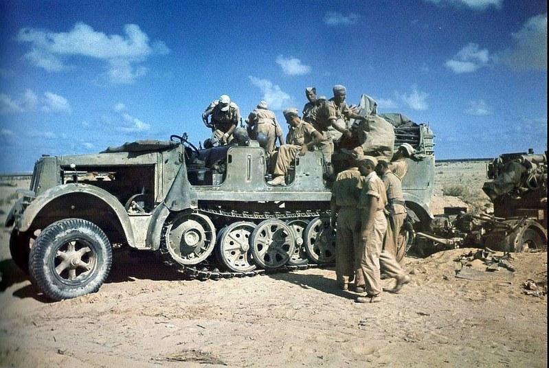 Sd.Kfz. 7 mittlerer Zugkraftwagen (8-ton)