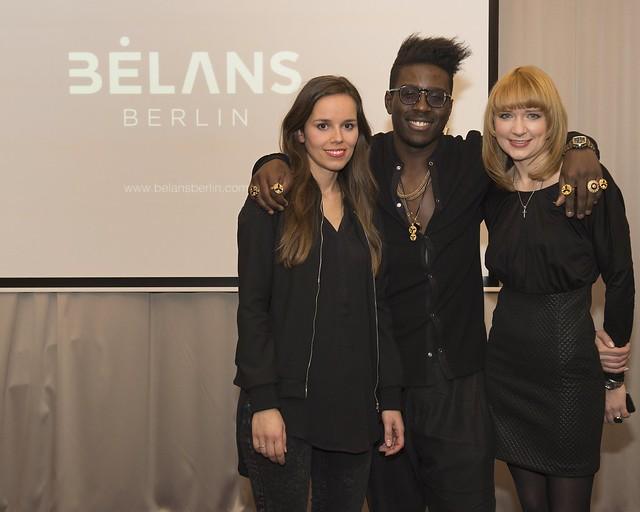 BELANS Fashionshow in Berlin