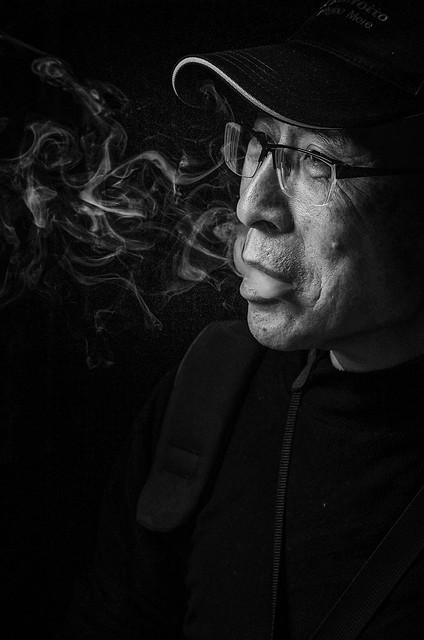 The Smoking Photographer