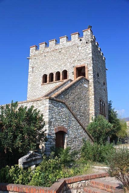 Museum, Butrint, Albania