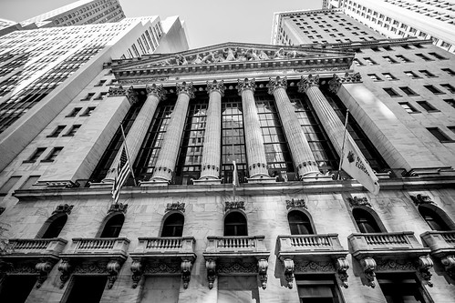 Wall Street | by Thomas Hawk