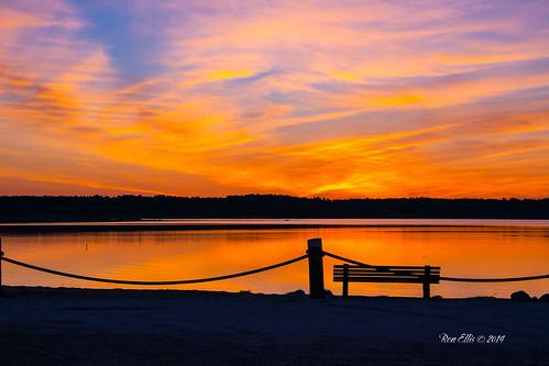ocean beach sunrise massachusetts marion buzzardsbay